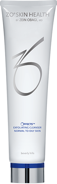 zosh offects exfoliating cleanser